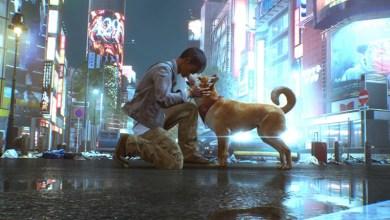 Bild von In Ghostwire Tokyo könnt ihr Hunde streicheln