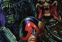 Bild von Review: Predator vs Judge Dredd vs Aliens