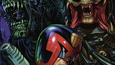 Bild von Review: Predator vs Judge Dredd vs Aliens