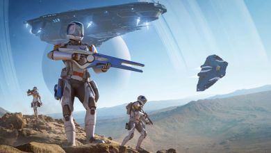 Bild von Entwickler-Tagebuch zeigt neue Gameplay-Ausschnitte zu Elite Dangerous: Odyssey