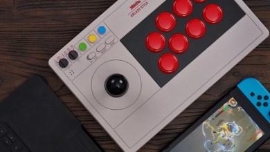 Bild von 8BitDo veröffentlicht einen Mod-freundlichen Arcade Stick für PC und Nintendo Switch