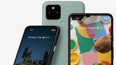 Bild von Google Pixel 4a 5G & Pixel 5 sind offiziell