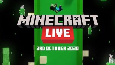 Bild von Minecraft Live Datum wurde bestätigt