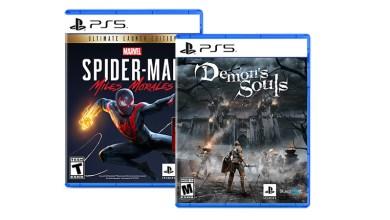 Bild von PS5: Speichergröße der ersten Spiele bekannt