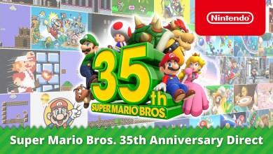 Bild von Jetzt wieder vorbestellbar: Super Mario 3D All-Stars  (Amazon Partnerlink)