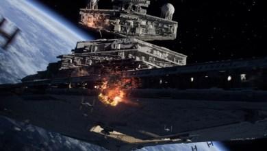 Bild von Kurzfilm stimmt auf Star Wars Squadrons ein