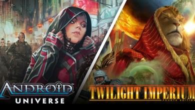 Bild von Graphic Novels zu Twilight Imperium und Android angekündigt