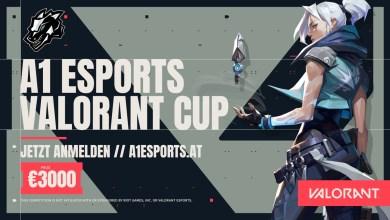 Bild von A1 veranstaltet größtes VALORANT Turnier Österreichs