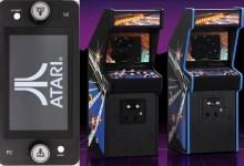 Bild von Atari Mini PONG Jr. Tisch-Automat und Atari Asteroids Mini Arcade angekündigt