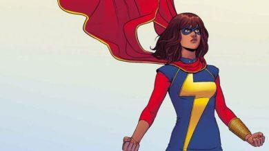 Bild von Enthüllt: SIE spielt Ms. Marvel in Disney+ Serie