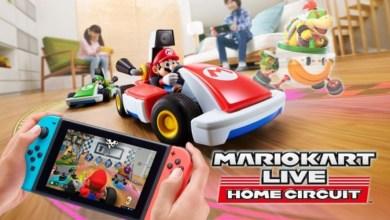 Bild von Mario Kart Live: Home Circuit: Neue Videos & Alle Details zum AR-Racer für Switch
