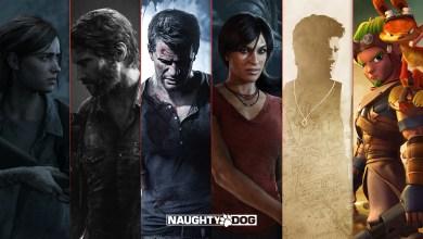 Bild von Naughty Dog PS4-Spiele mit PS5 kompatibel