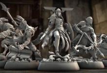 Bild von Brettspiel Descent: Legenden der Finsternis angekündigt