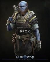 God of War - Brok
