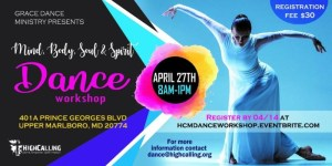 Dance Workshop @ High Calling Ministries