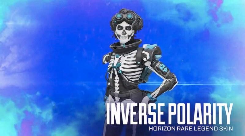 inverse polarity horizon