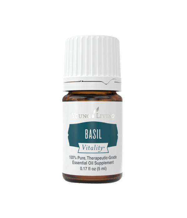 Aceite esencial albahaca Vitality (Basil)
