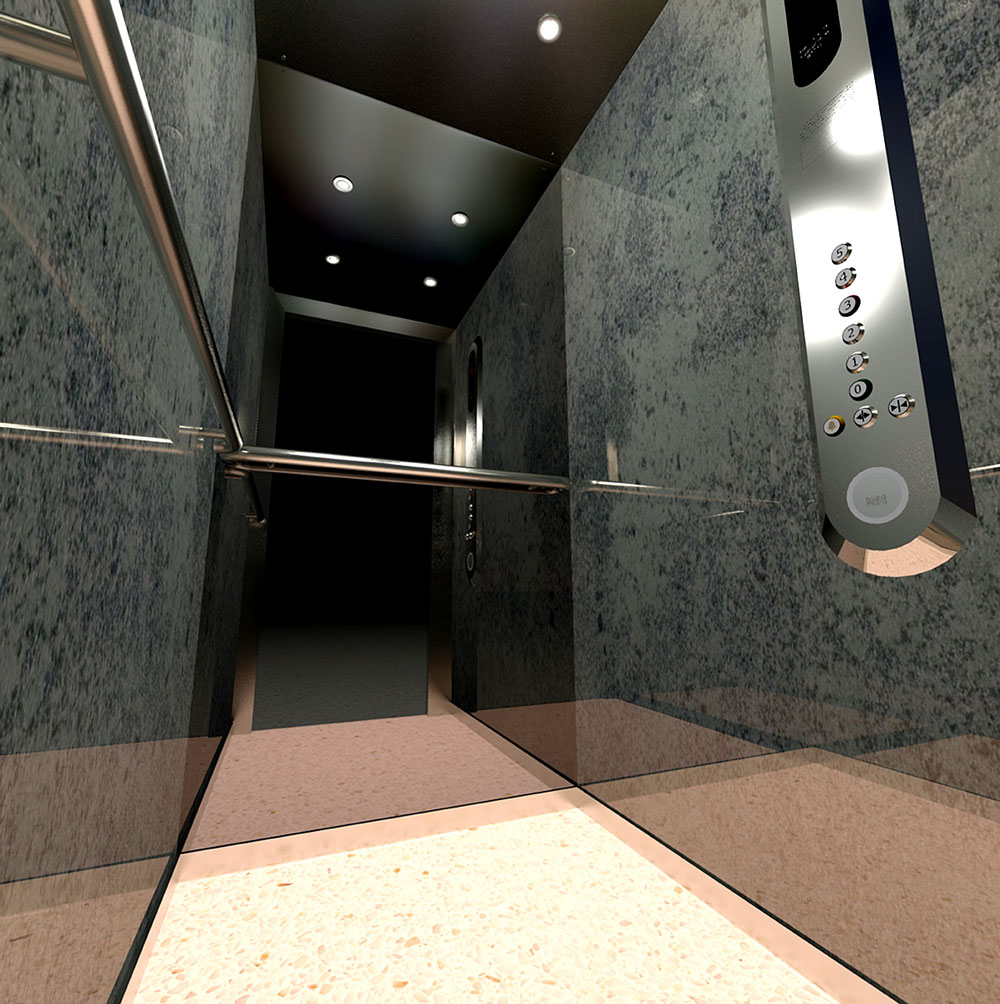 cabine-ascenseur-finition-erosion-gres
