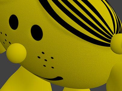 Compositing : incrustation d'objet 3D dans une image