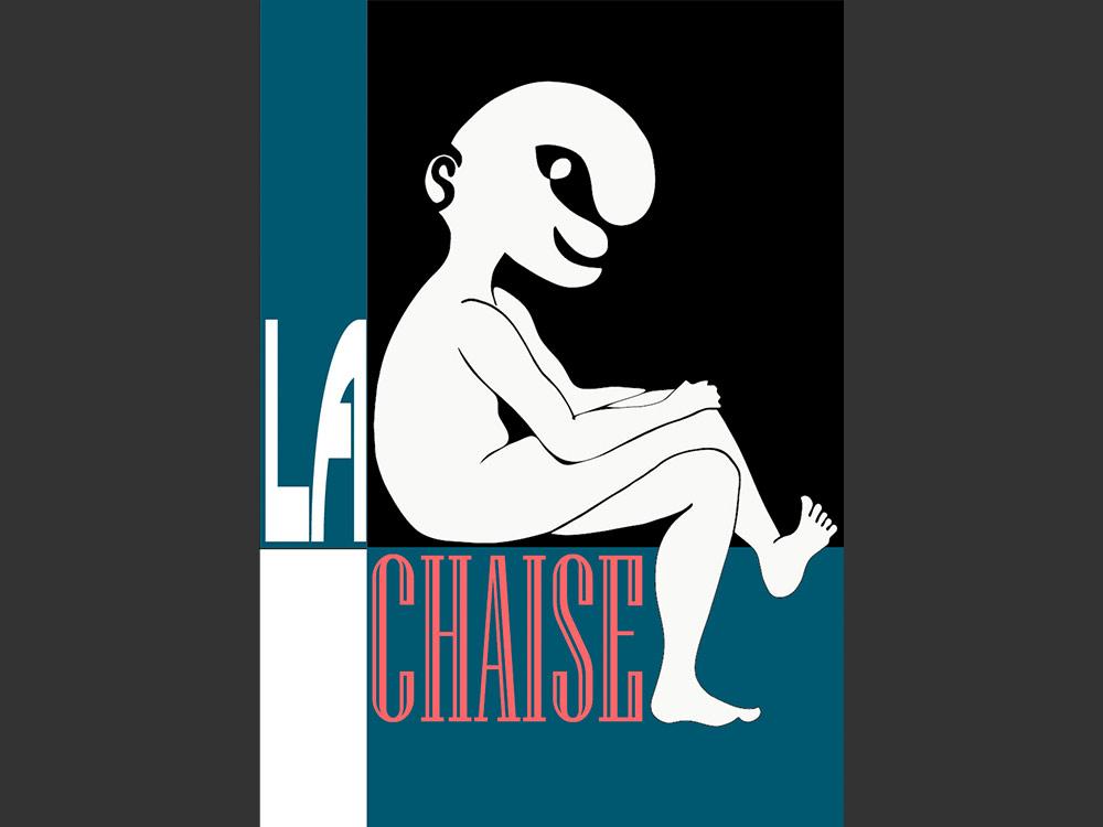 """Projet print """"La chaise"""""""