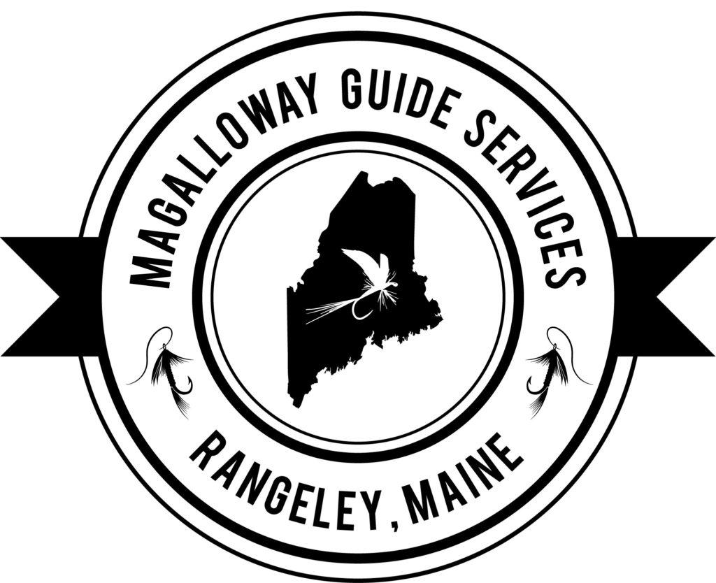 Black On White Magalloway Logo