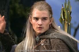Ang mga elves, kagaya ni Legolas, ay mga mararangal at dakila.