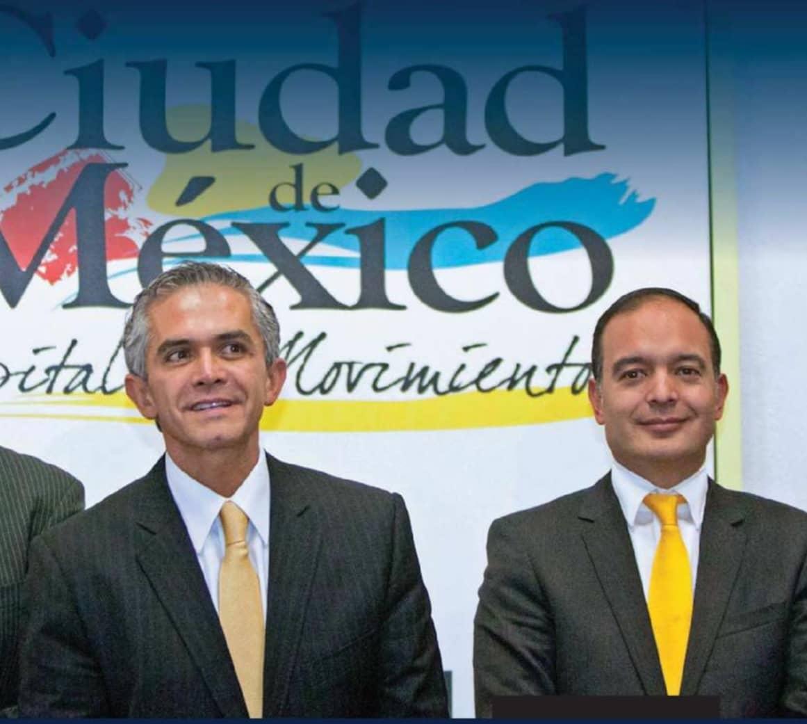 La Fiscalía de la Ciudad de México, tras los hermanos de Mancera