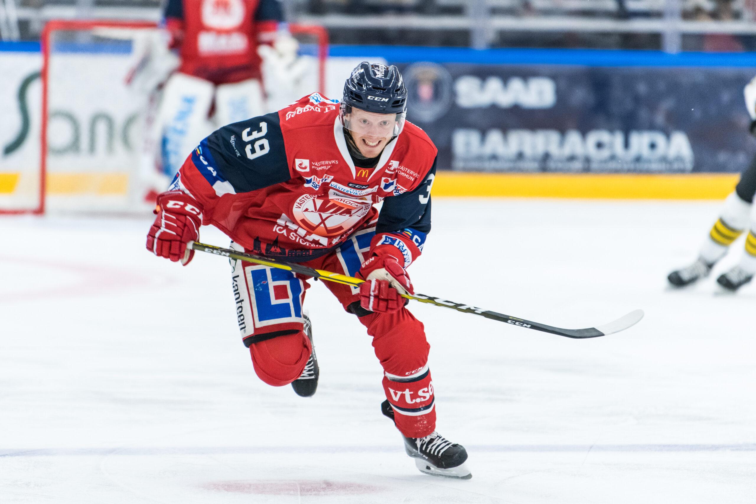 Rutinerade Gustavsson fortsätter i Vimmerby