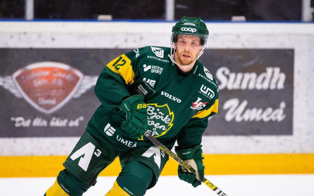 Oskarshamn fortsätter plocka från HockeyAllsvenskan
