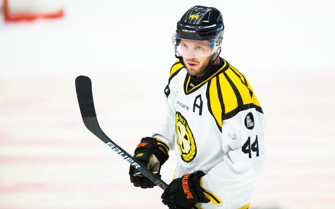 Blomqvist och Zetterberg lämnar Brynäs