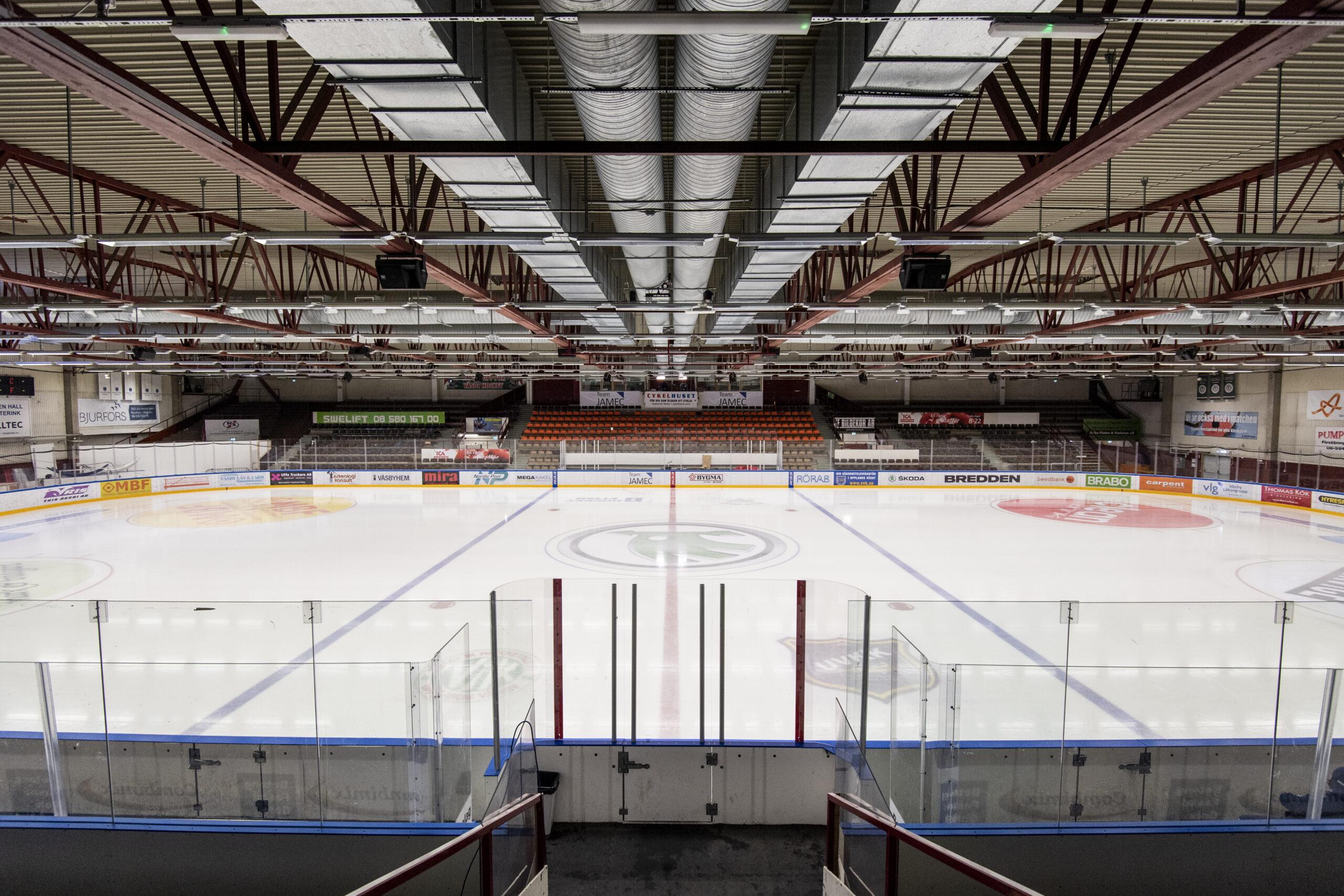 ATG säger upp avtalen med Hockeyettan
