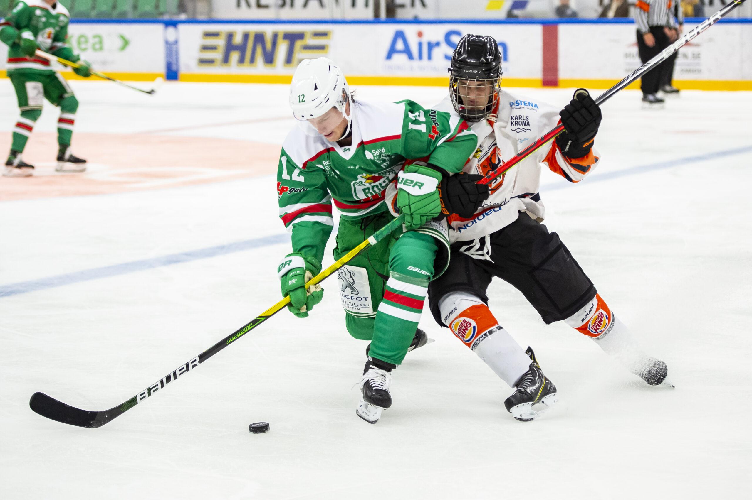 Svenska Ishockeyförbundet gör ändringar i seriebestämmelser gällande kval och SM-tävlingar