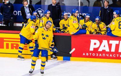 Ishockey-VM för herrar 2025 ska spelas i Stockholm
