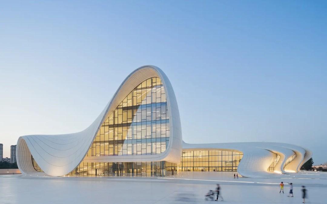 Arkitekturens førstedame