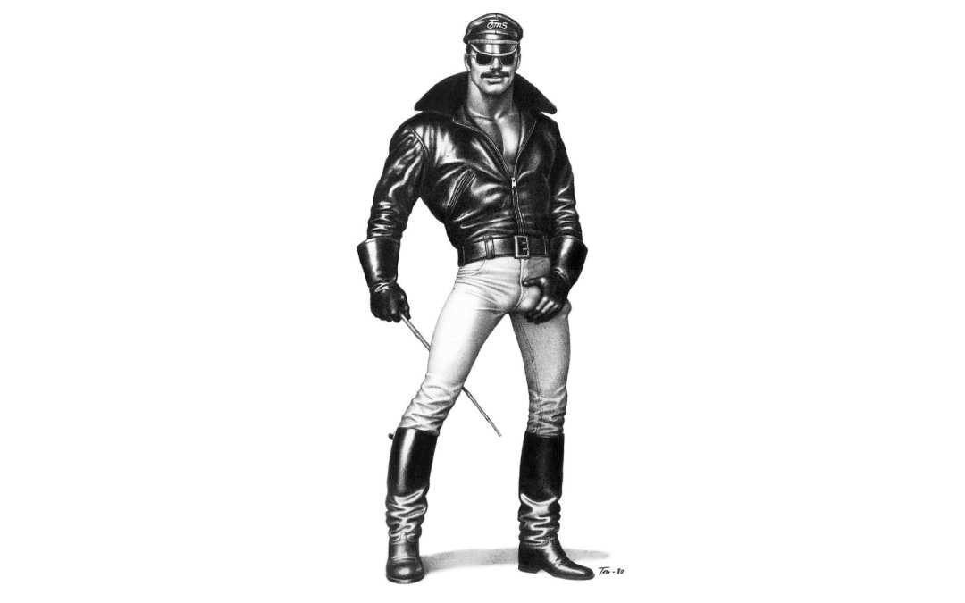 Untitled (1980) av Tom of Finland