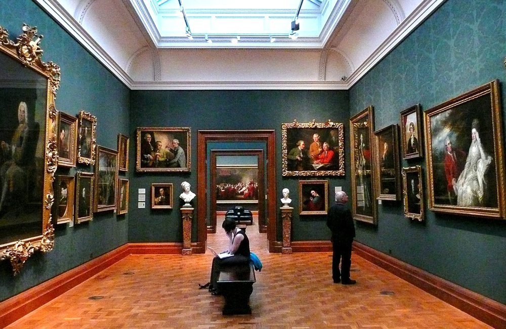 Museumsguide: The National Portrait Gallery i London