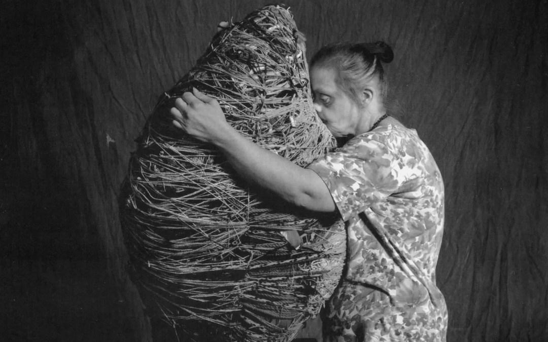 Tekstilkunst fra en lukket verden
