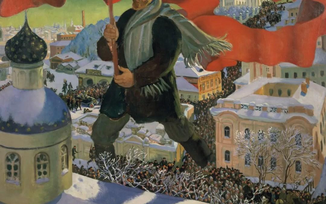 1917 – En revolusjon innenfor kunsten