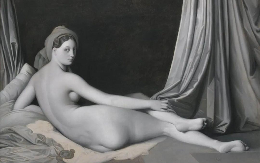 Monochrome – Kunst i sort og hvitt