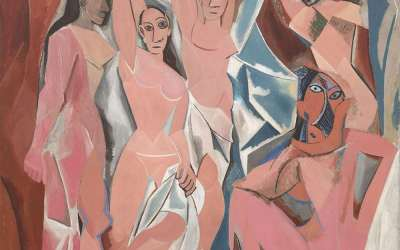 Cocktail-kunsthistorie: Kubisme