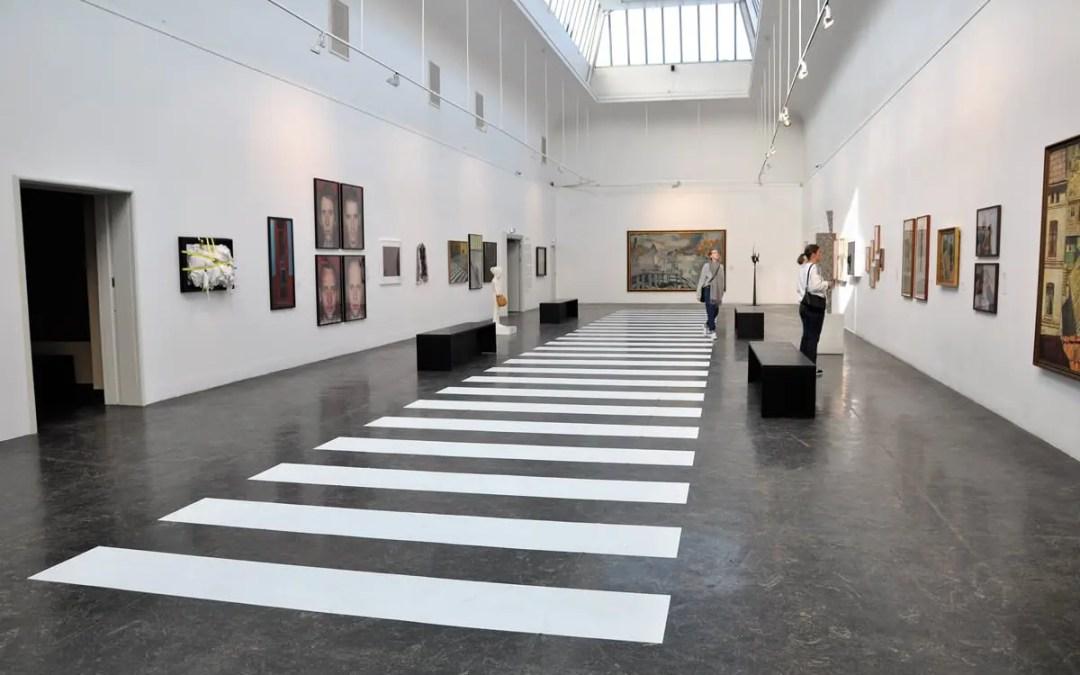 Kunsten i byen og byen i kunsten