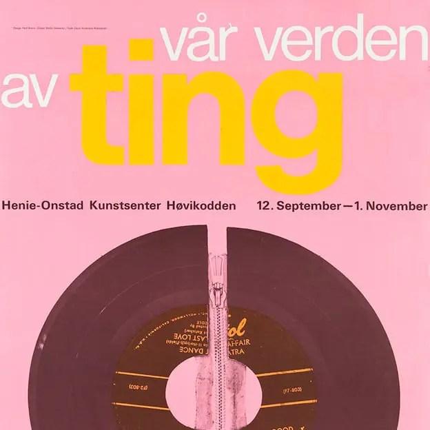 Willem de Kooning, «Untitled IX», 1977 © 2017 The Willem de Kooning Foundation / ARS, New York/BONO Oslo