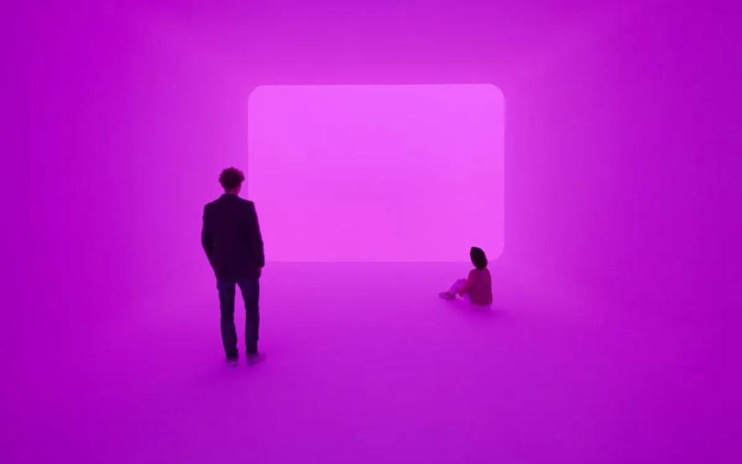 James Turrell – Lys mot evigheten