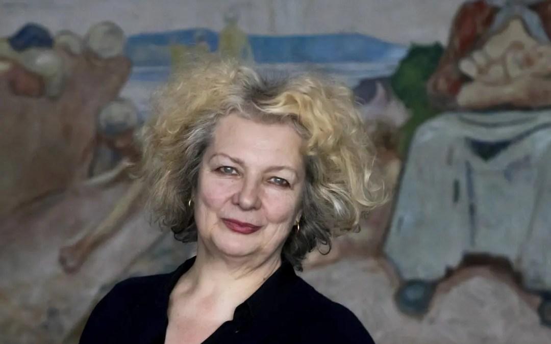 Måneoppgang med Marlene Dumas og Edvard Munch