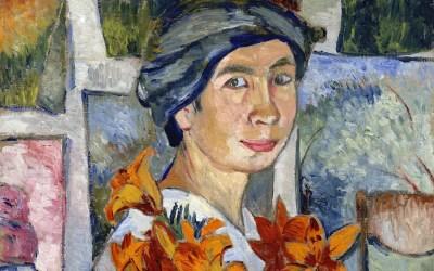 Natalja Gontsjarova – Avantgardist med røtter i tradisjonen