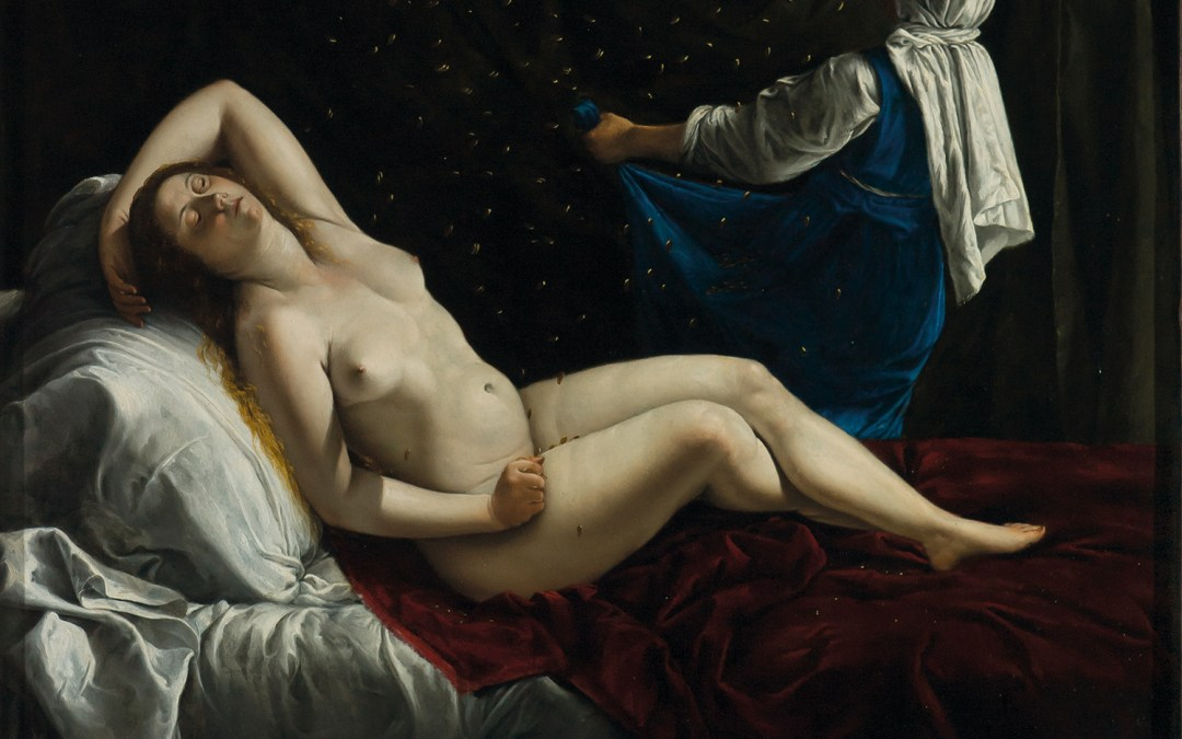 Artemisia Gentileschi – en kvinnelige barokkmester
