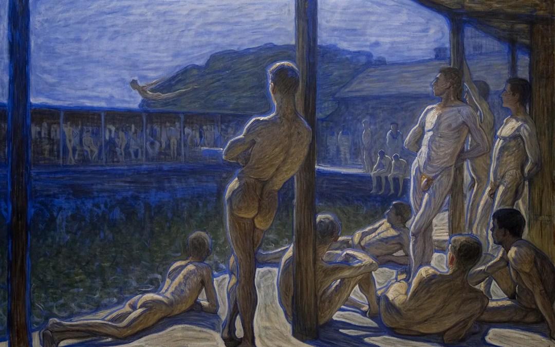 Kunstperlen på Djurgården