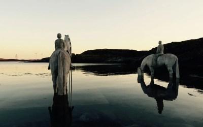 Haugesund: Marin skulpturpark på lånt tid