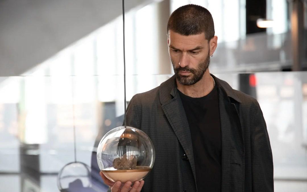 Verden i en glasskule