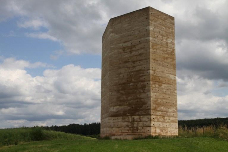 Boer ontmoet toparchitect: de Bruder Klauskapelle in Wachendorf